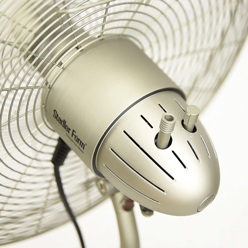 Always With The Times Charly Fan Now With Oscillation