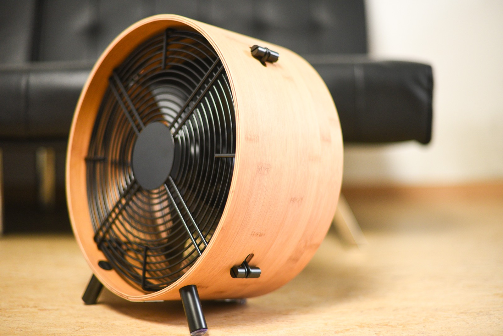 Stadler Form Fan Otto Bamboo For 40 M 178 Rooms Portable Fans