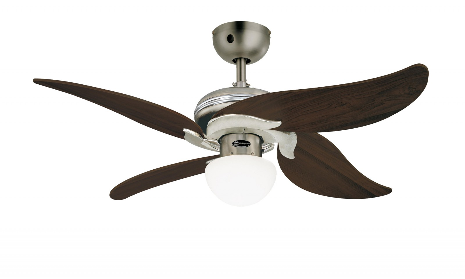 "Westinghouse ceiling fan JASMINE 105 cm 42"" with light"