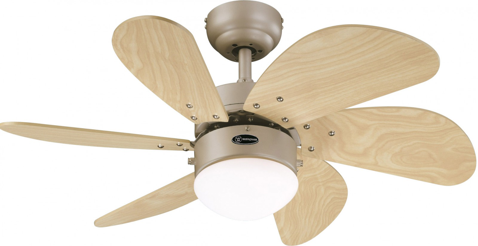 westinghouse ceiling fan turbo swirl titanium 76 cm 30 with lighting ceiling fans for. Black Bedroom Furniture Sets. Home Design Ideas