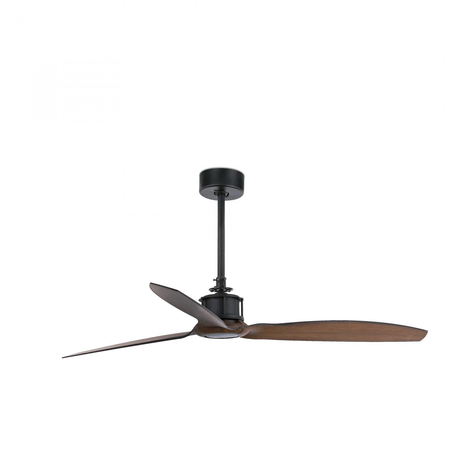 Faro Energy Saving Ceiling Fan Just Fan Black 128 Cm 50
